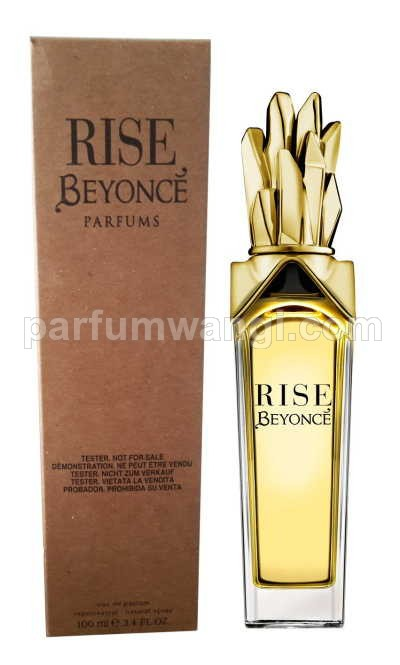 Womens Fragrances Beyonce Beyonce Rise Women Edp 100ml Tester