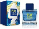 Antonio Banderas Play Seduction in Blue  Men Edt 100 ML